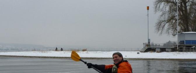 Winterstimmungen auf dem See (2)