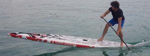 SUP Raceboard