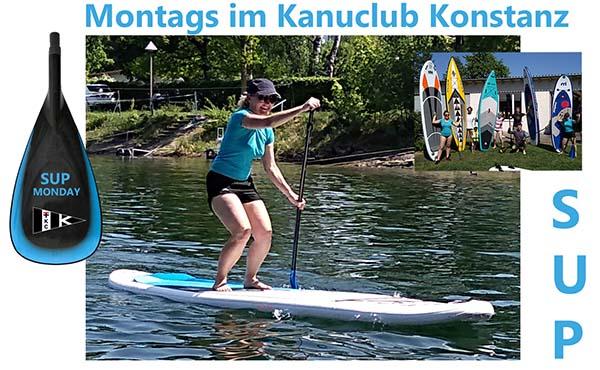 SUP Kurs 2018 Kanuclub Konstanz